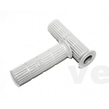 Grips grey for vespa 50/90/125 primavera/et3