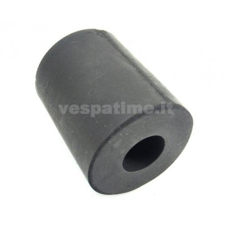 Rubber buffer for rear lower shock absorber
