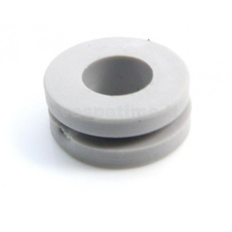 Rubber cable gland switch grey. ariete