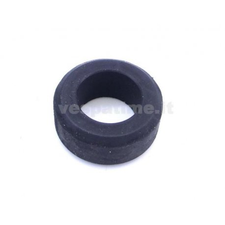 Rubber silentblock front shock absorber upper part diameter 24x14x10 mm for old shock absorbers 50s. ariete