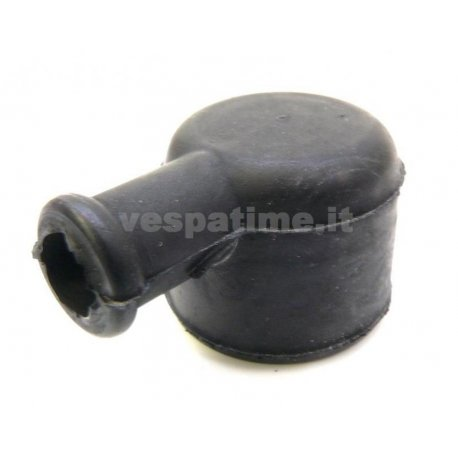 Rubber cap low voltage vespa 125 1953/57, 150 vl1t→3t, 150 vb1t. ariete