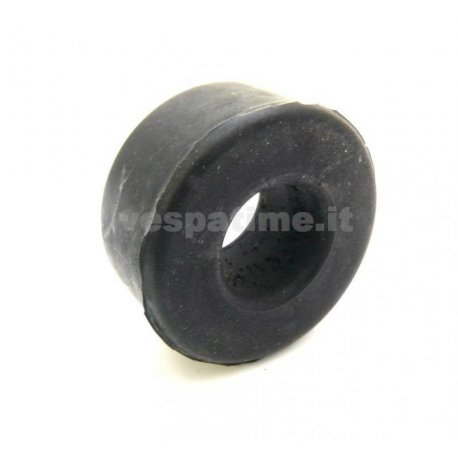 Rubber silentblock front shock absorber lower part diameter 32x14x16 mm for old shock absorbers 50s. ariete