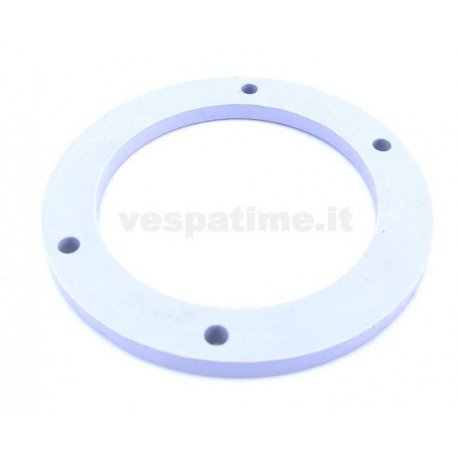 Horn gasket vespa grey colour thickness 4mm. ariete