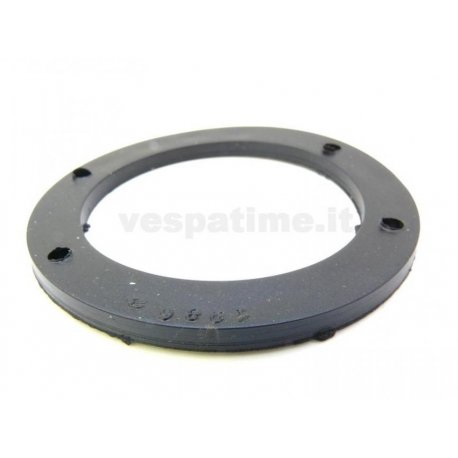 Horn gasket vespa black colour thickness 3mm. ariete