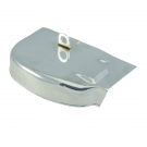 Cover gear selector zinc-coated - Distance from support 18mm