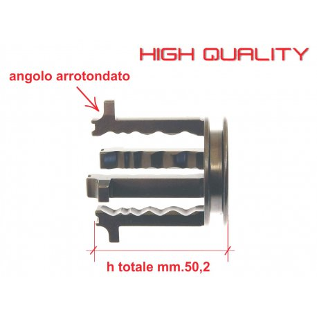 Shift cross gear 4 arms 4 speeds for vespa 50/90/125 primavera/et3/pk from 1978→82