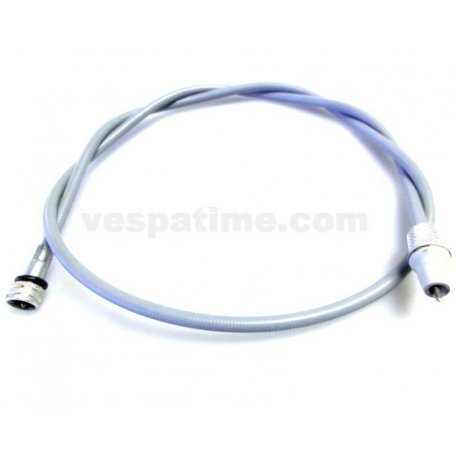 Cable odometer transmission set vespa 150 gs vs1t→5t, 150 gl, 10-inch wheels 2mm cable