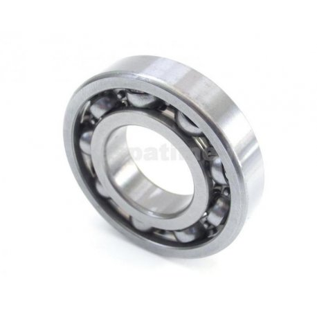 Ball bearing skf 6204-c4 with iron cage 20-47-14 flywheel side