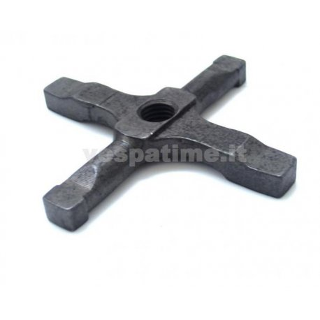 Shift cross gear for vespa 160 gs, 180 ss milled type thickness 5 mm
