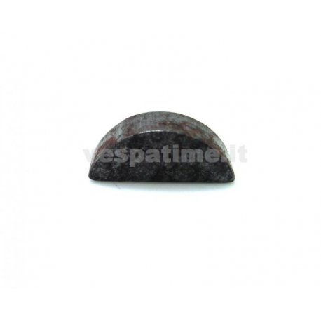 Woodruff key for quadruple gear clutch mm 3x3 vespa 50/125 primavera, et3, pk, flywheel and clutch side vespa gs150 all