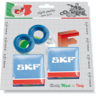 Kit bearings and oil seals for overhauling crankshaft vespa 98 from 1946 until 1947, vespa 125 from 1948 until 1952.