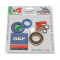 Kit bearings and oil seals for overhauling crankshaft specific for vespa 125 primavera/et3. economy version