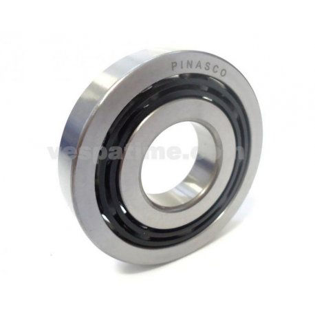 Bearing pinasco with polyamide bearing cage 25-62-12, crankshaft