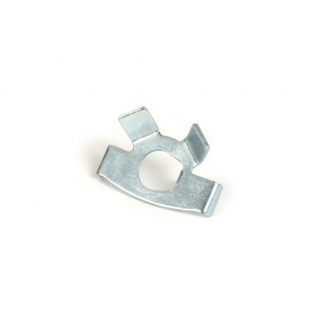 Kit plate, nut, washer for pin multiple gear vespa