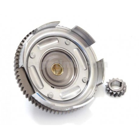 Bell gear ratio primary helicoidal teeth z 14x69 with primary driven gear
