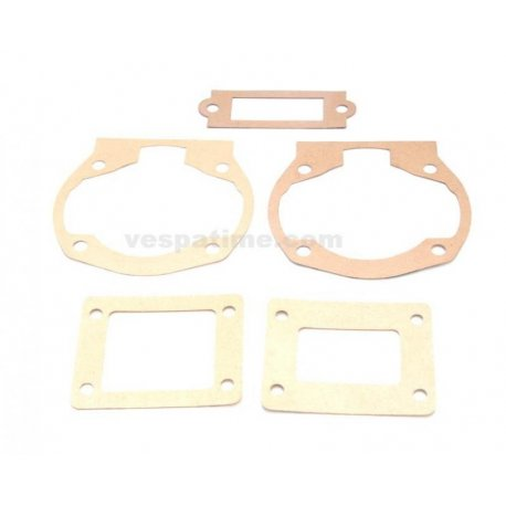 Kit gaskets cylinder and cylinder reed valve quattrini m1xl