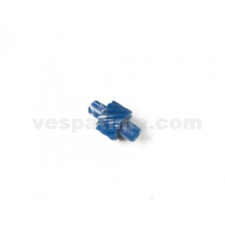 Odometer drive gear 12 teeth for 2.7mm four-cornered cable transmission, for vespa 180ss