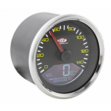 Odometer with digital revolution indicator vespa px 125/150/200