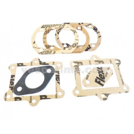 Kit gaskets cylinder and cylinder exhaust quattrini m1l 56-60, m1l60r, m1a