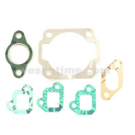 Gaskets cylinder 130cc polini double intake, our code elac002