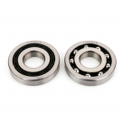 Kit bearings pinasco 25-62-12 with polyamide bearing cage for vespa largeframe from 1953