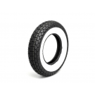 Tyre sawa 3.50-8 white band