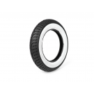 Tyre sawa 3.00-10 white band sport design