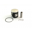 "PARMAKIT forged piston for SP09 EVO aluminum kit Ø 60mm ""D"", 1 piston ring RIKEN, Vespa 125 ET3 Primavera, PK, ETS, XL"