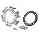 Basket clutch EGIG performance for vespa smallframe from solid with primary driven gear flange