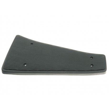Centre piece floorboard black vespa px125t5
