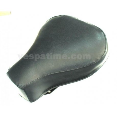Single-seater rear saddle dark blue for vespa 125 vnb6t, super, gt, gtr, 150 super, gl, sprint, sprint vel., px. spaam