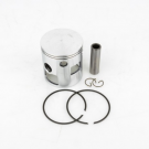 "Piston PINASCO for 160cc Aluminium d.60 Sel.""C""- 2 piston rings Vespa WIDEFRAME"