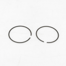 Piston rings PINASCO for 2-rings piston d.60 Vespa WIDEFRAME