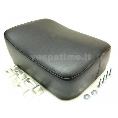 Rear cushion dark blue rectangular for luggage carrier from 1959. specific for our product p048