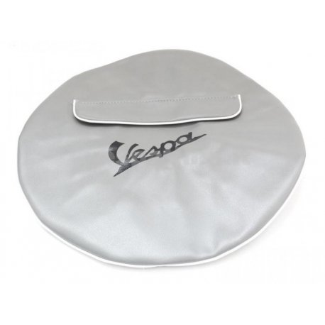 Cover light grey 10-inch spare wheel
