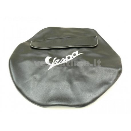 Cover black 8-inch spare wheel