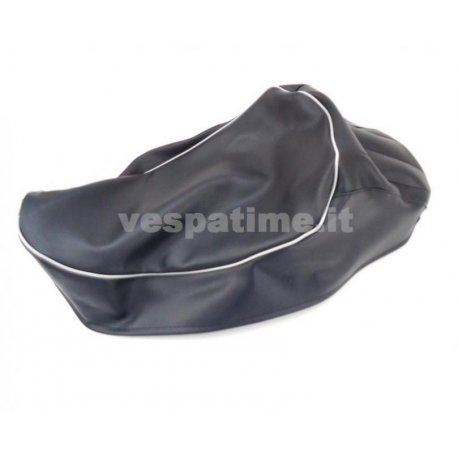Cover saddle vespa 50 special dark blue