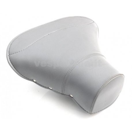 Single-seater saddle set grey, for vespa 125 vnb1t/6t, 150 vba1t, vbb1t/2t, gl, super, sprint.