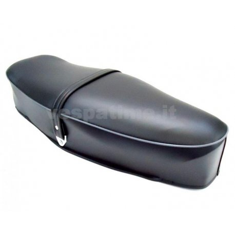 Two-seater saddle black