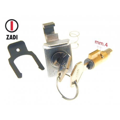 Kit steering lock and top box lock, our products se 003 and se 005 with the same key
