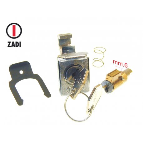 Kit steering lock and top box lock, our products se 002 and se 005 with the same key