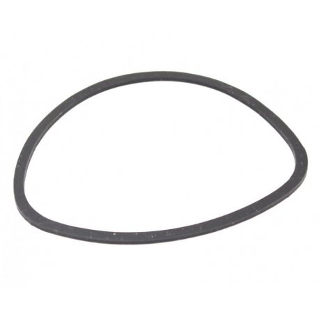 Support gasket for fitting odometer on handlebar