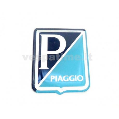 "Shield adhesive ""piaggio"" resined front economic"