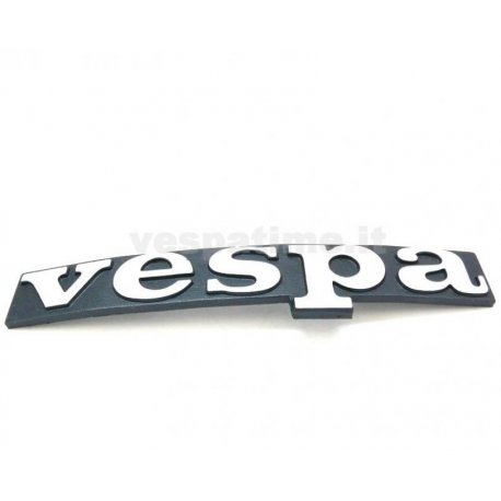 "Emblem for front legshield ""vespa"" for px arcobaleno, px125t5"