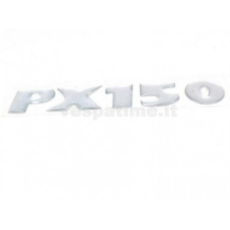 Adhesive emblem for vespa px150 latest series