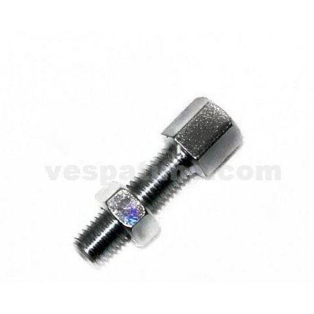 Adjuster screw 7x20 for rear brake cable