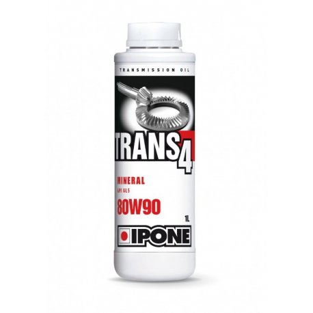 Aceite IPONE TRANS4 80/90W, 1L