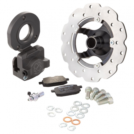 Kit disc brake rear vespa smallframe