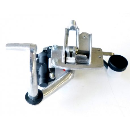 Brake pedal rear vespa for disc brake