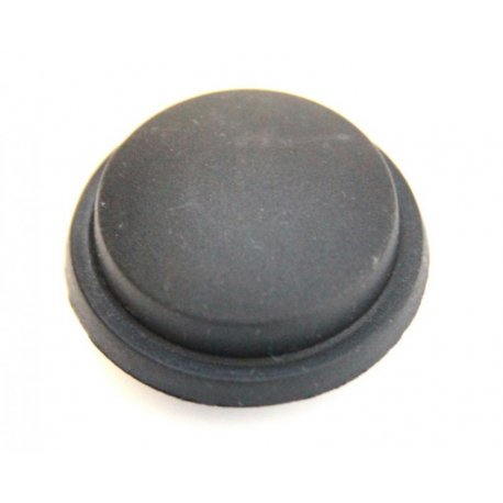 Drum plug plastic black for vespa pk